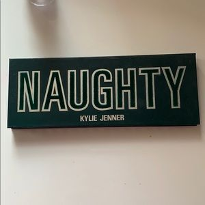 KYLIE NAUGHTY eyeshadow palette